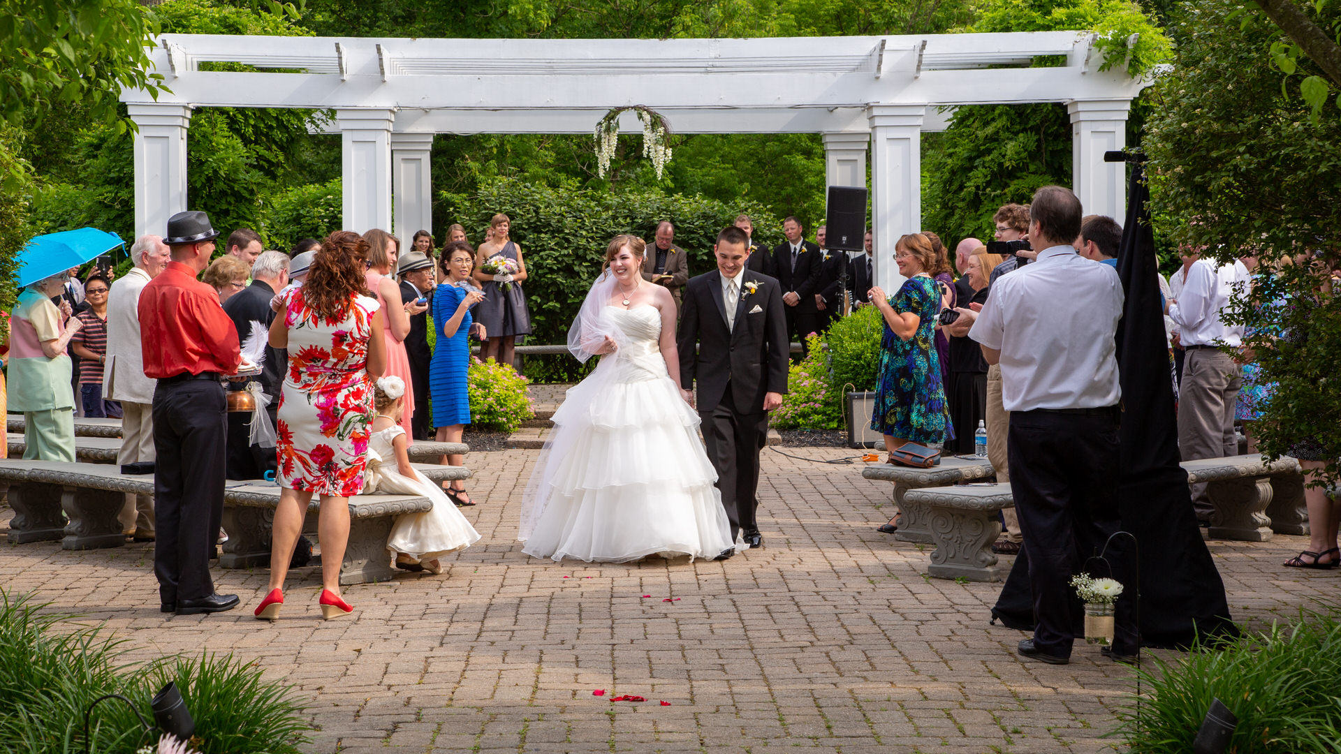 Joie & Joe's Wedding at the Weller's Carriage House