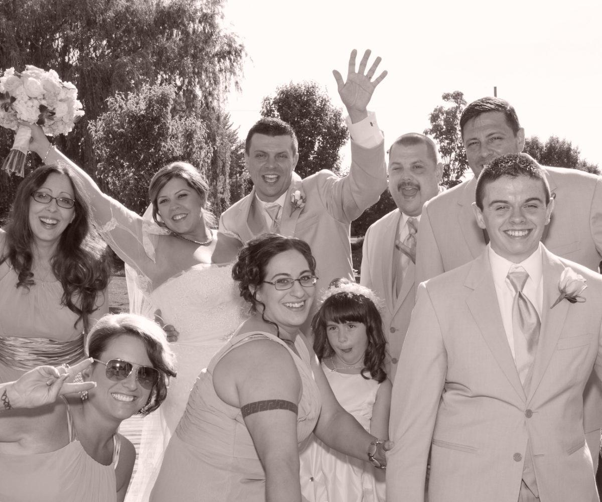 Dora & Courtney's Wedding