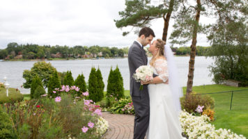 Vanessa & Michel @ Victoria Wedding Chapel in Waterford, Michigan