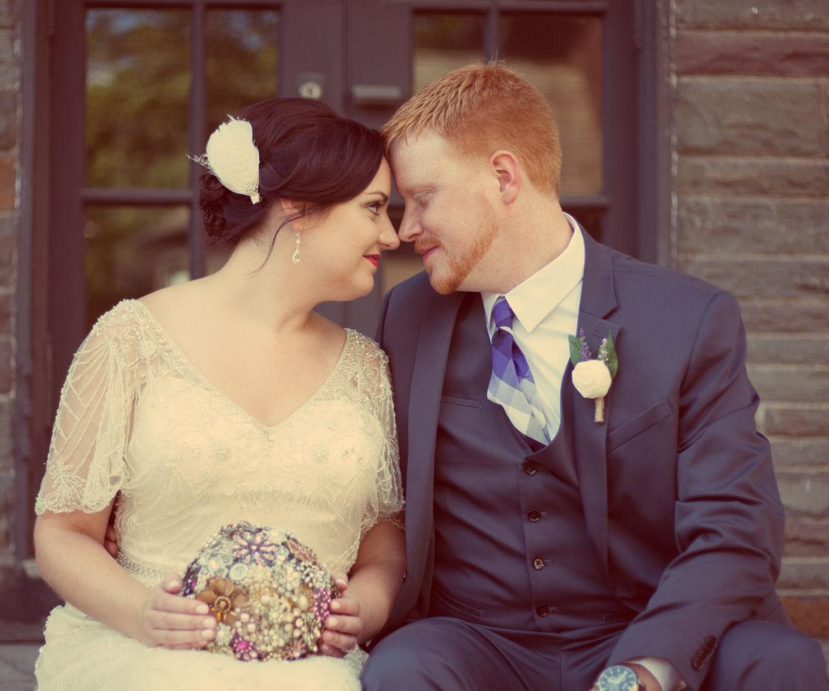 Valerie & Michael's Summer Wedding at The Inn on Ferry Street